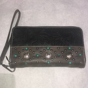 P&G western style wallet